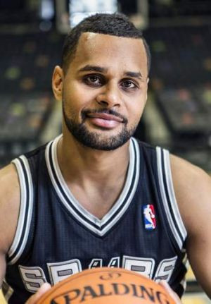 Strong and Proud Aboriginal & Torres Strait Islander man, Patrick (Patty) Mills.