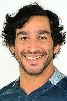 Proud and Strong Aboriginal man Johnathan Thurston