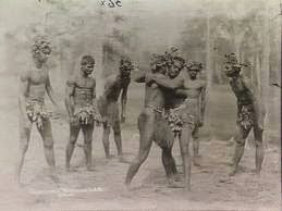 Goomboobooddoo, Traditional Aboriginal Sport