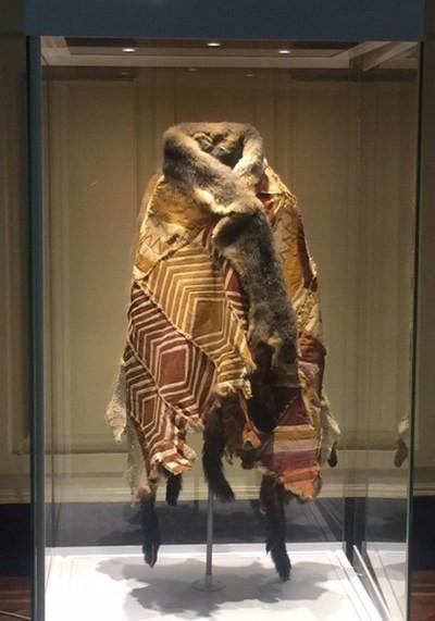 Aboriginal, Boonwurrung Walert Possum Skin Cloak