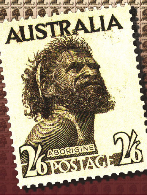 """One Pound"" Jim Tjungurrayi. Indigenous stockman who is immortilised on the Australian $2 coin."