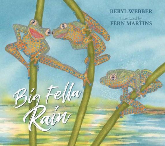 Big Fella Rain by Beryl Webber,  Téa&Belle Indigenous Book Club