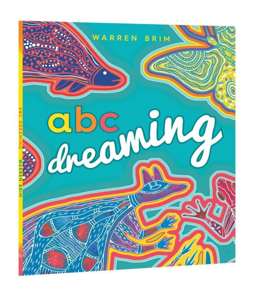ABC Dreaming by Warren Brim is Week 4 Book of the week on Téa&Belles Indigenous Youtube Video Book Club