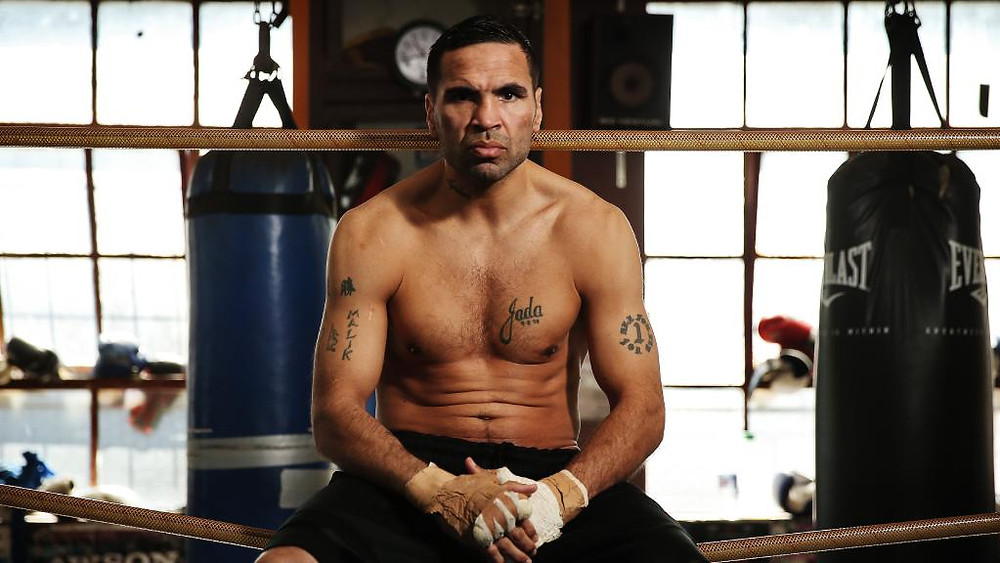 Strong and Proud Aboriginal Man, Anthony Mundine