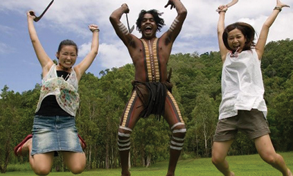 Brambahl, Traditional Australian Aboriginal Childrens Game