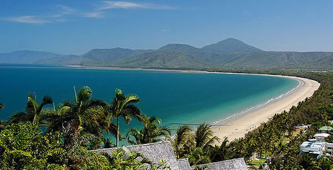 Four Mile Beach, QLD sits on the traditional Aboriginal lands of Djabugay country