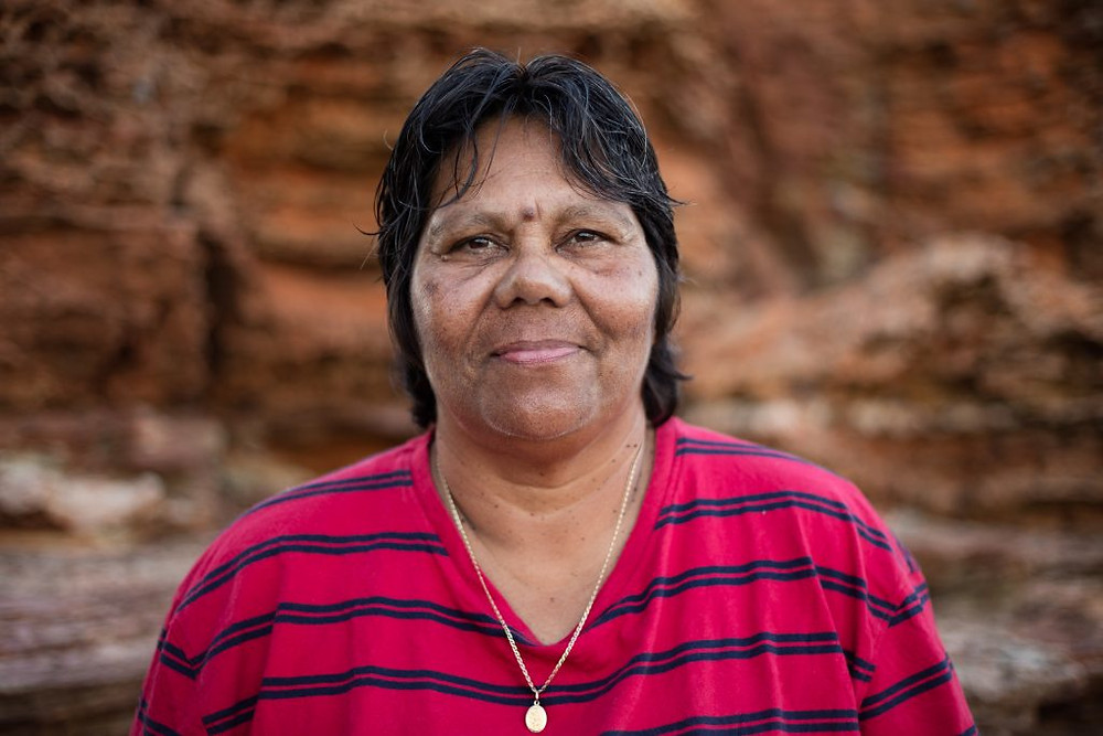 strong, proud and talented Australian Indigenous Author, Lorrae Coffin