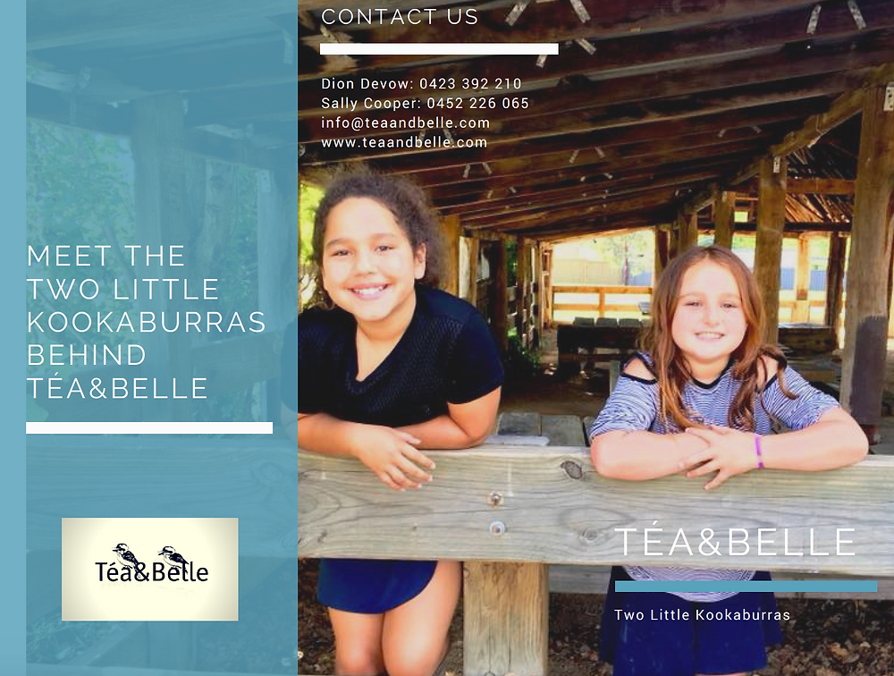 Tea&Belle - Indigenous - Fair-trade -Ethical