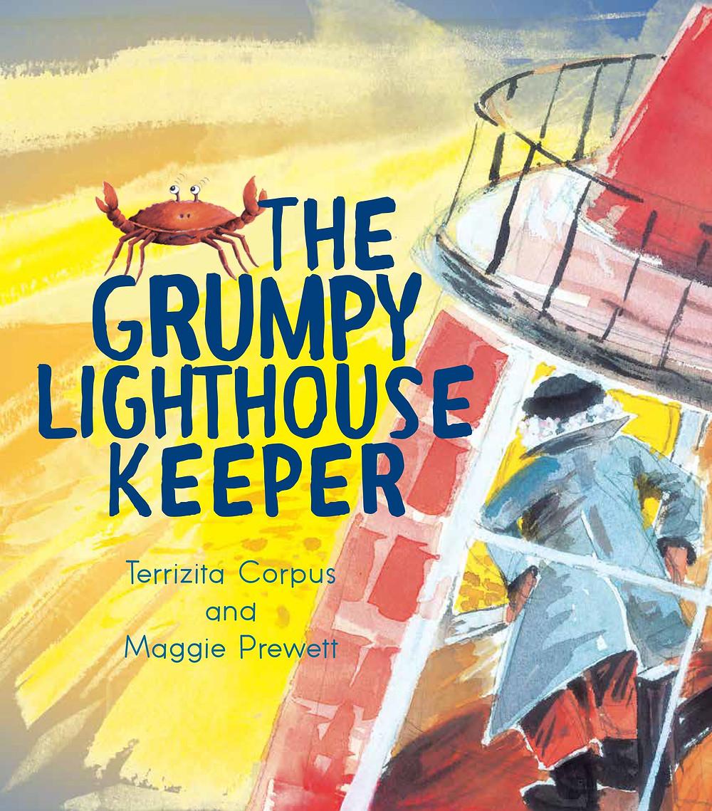 Téa&Belle Indigenous Book Club - Week 8 - The grumpy lighthouse keeper by Terrizita Corpus and Maggie Prewett