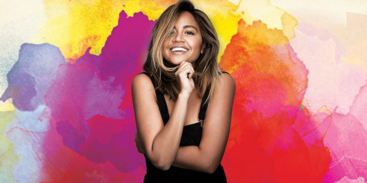 Inspirational & Beautiful Tidda Queen, Indigenous women, Jessica Mauboy