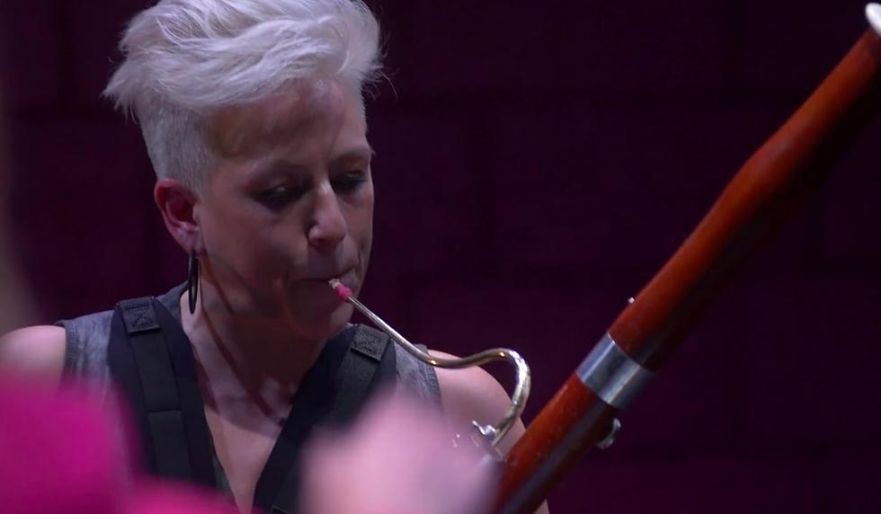 Rebekah Heller bassoon Metafagote Filipe
