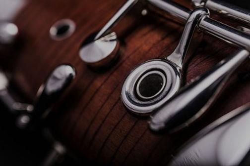 artistic bassoon picture closeup