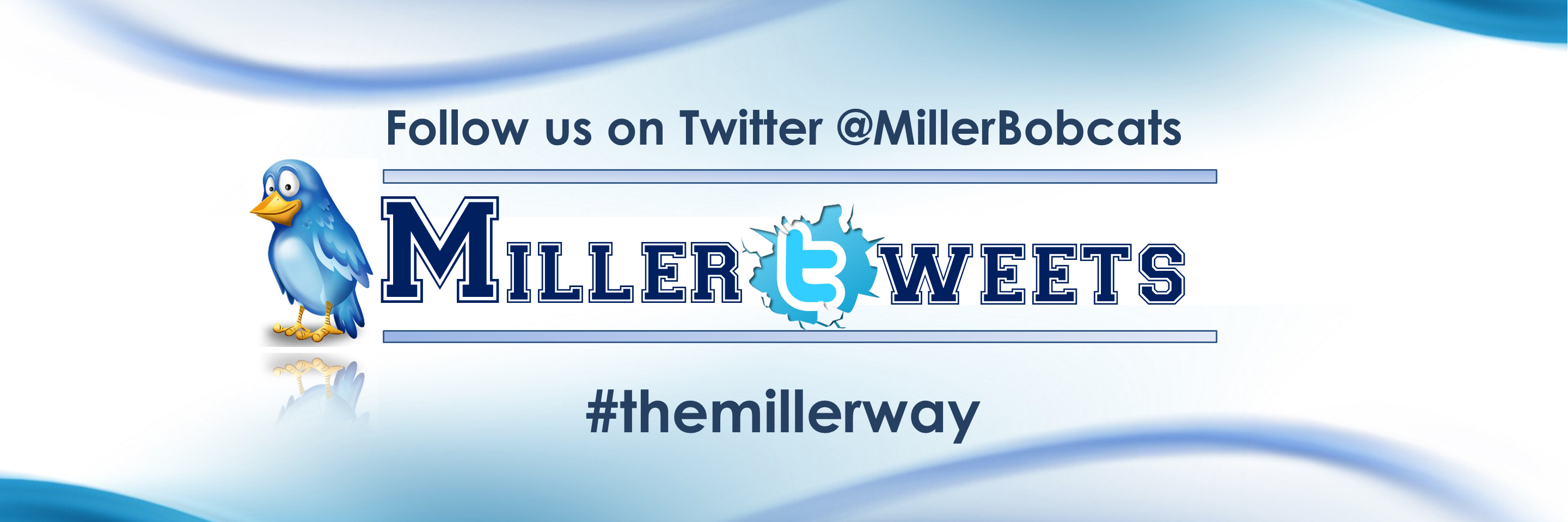 Miller Tweets Website