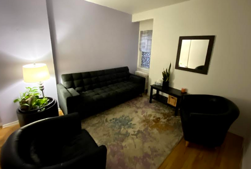 Acorn & Anchor Therapy Centre Therapy Room