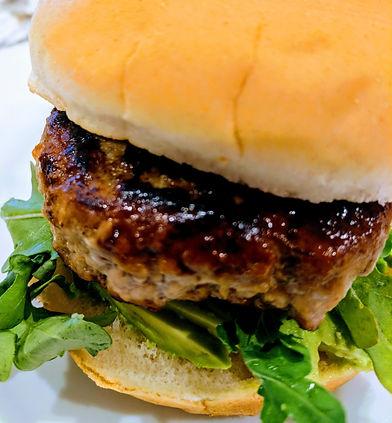 Turkey burgers, moist, easy & delicious dinner