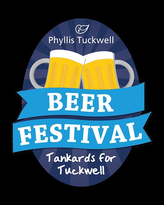 Phylis Tuckell Beer Festival logo