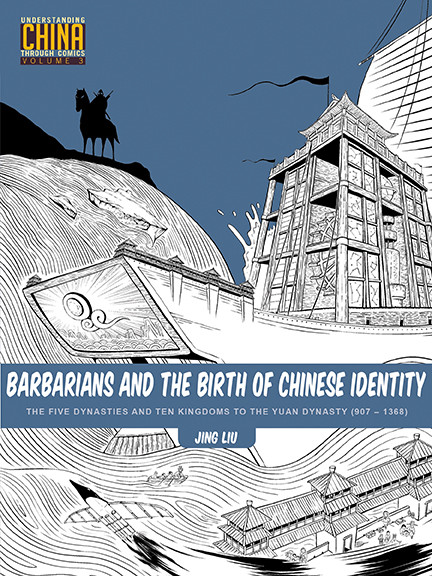 "​Kids' Book Buzz review of ""Barbarians and the Birth of Chinese Identity"""