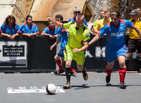 Soccer - A Cure for Homelessness?