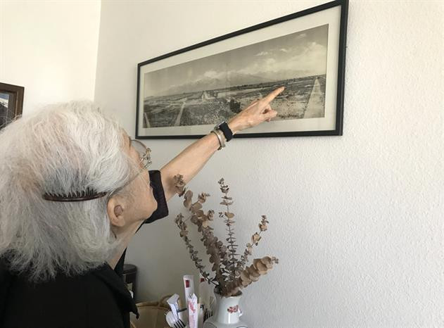 At 92, a Japanese-American reflects on the lessons of internment camps