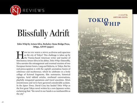"Kyoto Journal Review: ""Tokio Whip"" by Arturo Silva"
