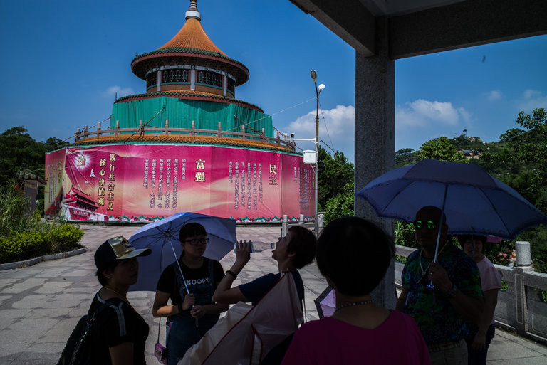 The Chinese Government Literally Covers Up the Cultural Revolution Museum
