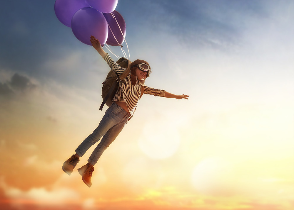 Move Out of Your Comfort Zone to Soar