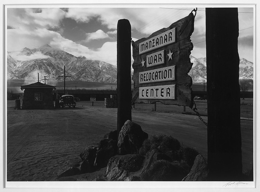 ​Sequestered to the Edge of the World: Dehumanization in the Japanese Internment Camps
