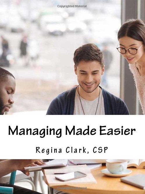 Managing Made Easier