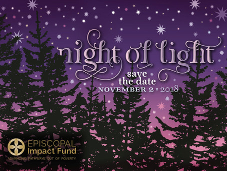 Save the Date: Night of Light 2016