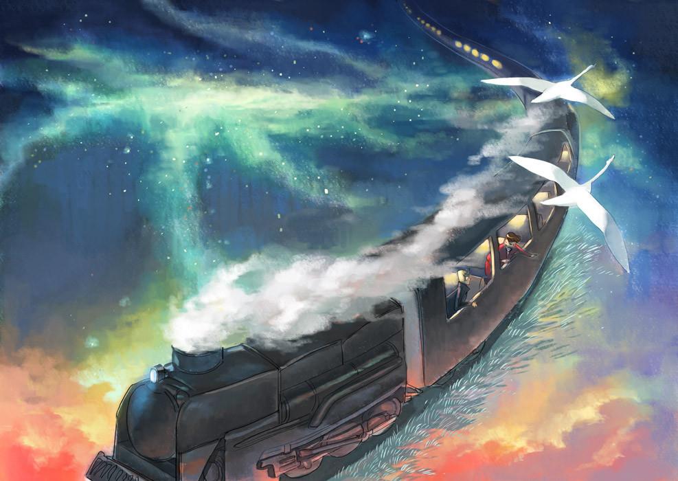 On Kenji Miyazawa's 'Milky Way Railroad': A Fantasia of Self-Realization