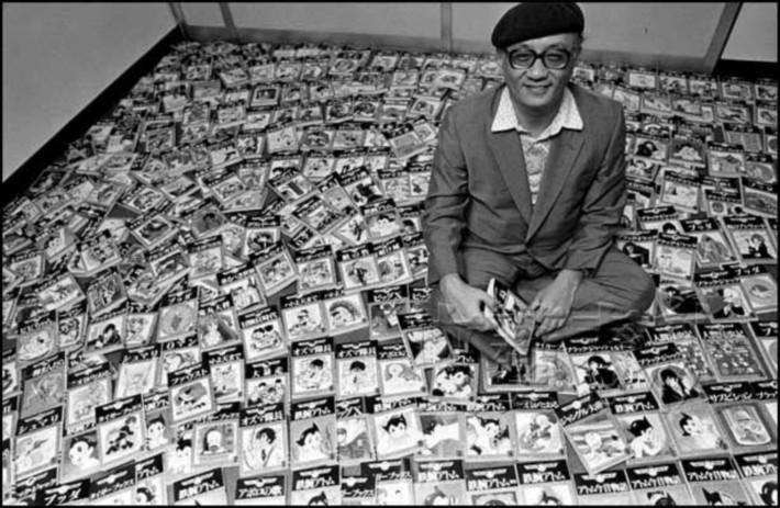 Jewish storytelling and Osamu Tezuka's work intertwine