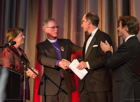 Night of Light 2015 Raises $220,000 for Episcopal Charities