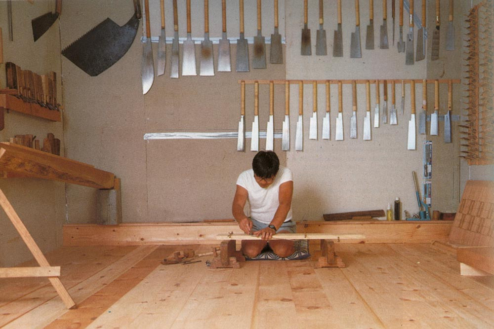 The Meticulous Art of Traditional Japanese Woodworking