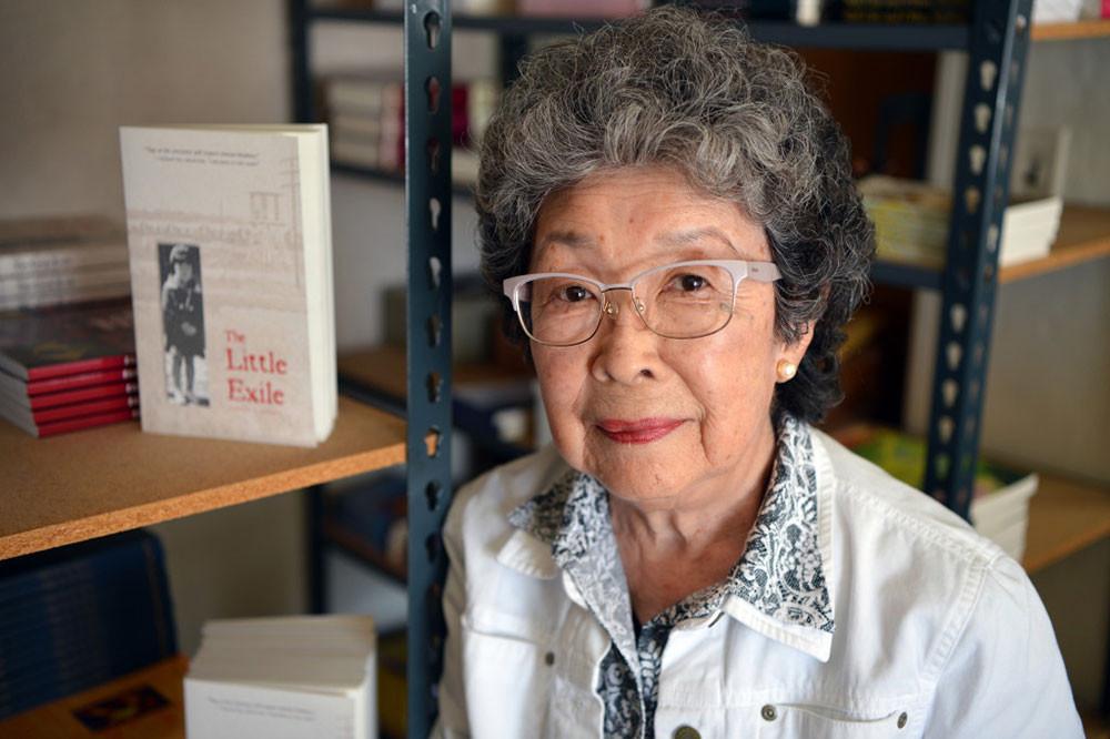 Los Altos Town Crier features 'The Little Exile' author Jeanette Arakawa