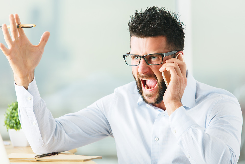 Dealing with Challenging Situations & Challenging Callers