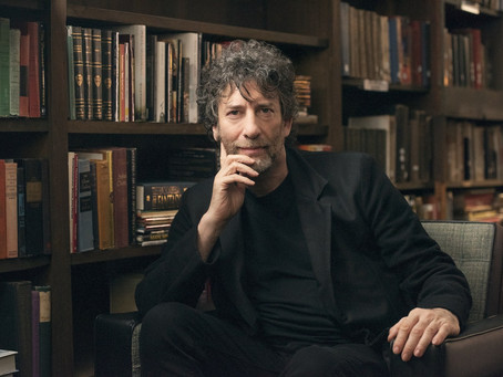 Neil Gaiman on Steve Alpert and Studio Ghibli