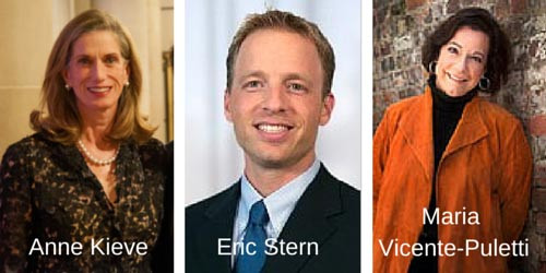 New Board Members for 2015!