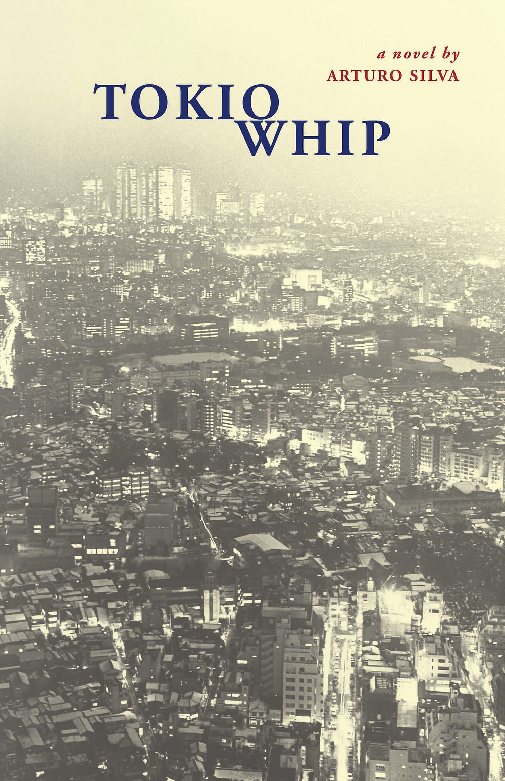 Excerpt Wednesday - Tokio Whip by Arturo Silva