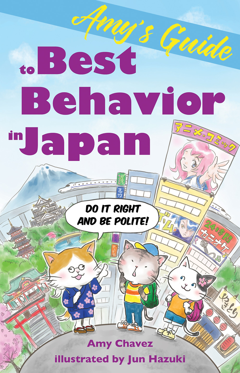 Walk Japan CEO Paul Christie on 'Amy's Guide to Best Behavior in Japan: Do It Right and Be Polite!'