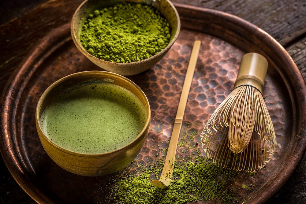 Matcha and 'Green Tea Living'