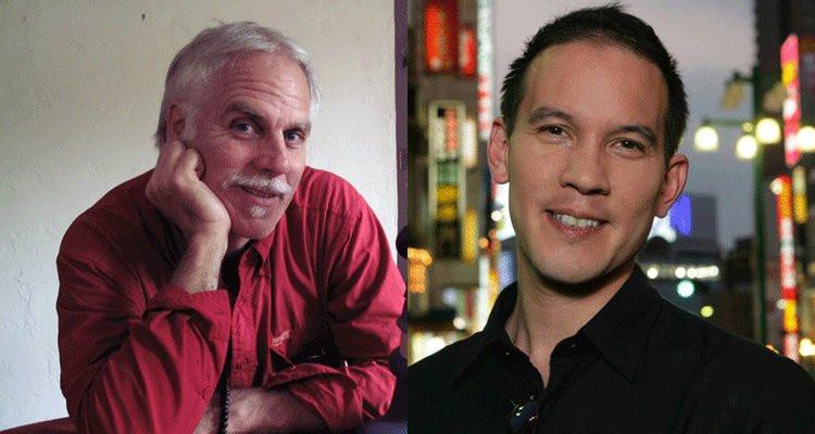 Otakon welcomes writers Frederik L. Schodt and Roland Kelts