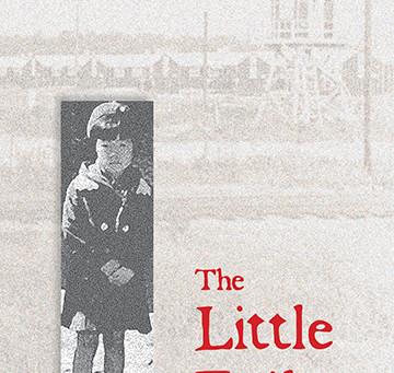 """Excerpt Wednesday - """"The Little Exile"""" by Jeanette Arakawa"""