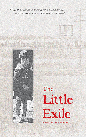 "Excerpt Wednesday - ""The Little Exile"" by Jeanette Arakawa"