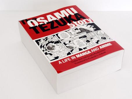 The Osamu Tezuka nominated for the Eisner Award!