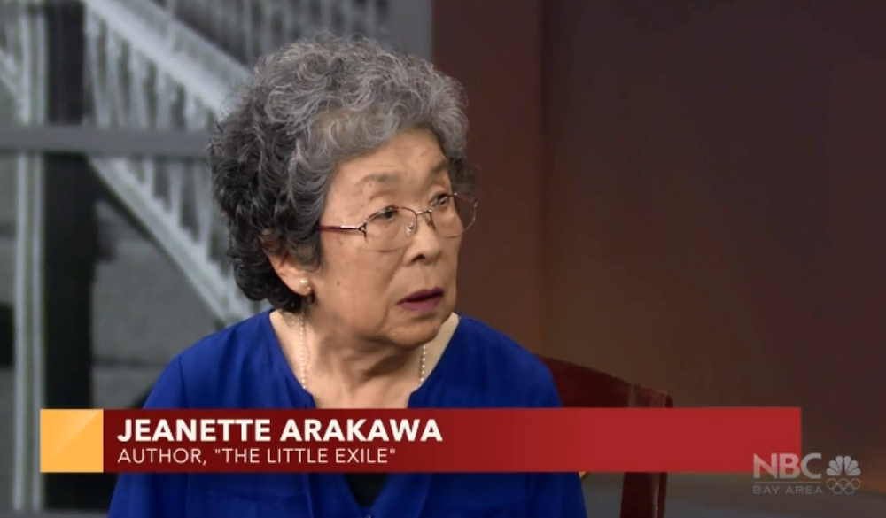 "Interview: Jeanette Arakawa talks ""The Little Exile"" on NBC's Asian Pacific America with Robert Handa"