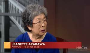 """Interview: Jeanette Arakawa talks """"The Little Exile"""" on NBC's Asian Pacific America with Robert Handa"""