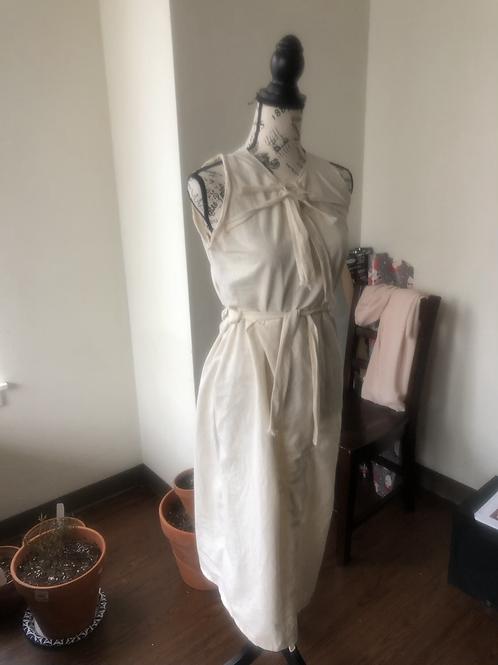 Paper Mâché Maxi Dress