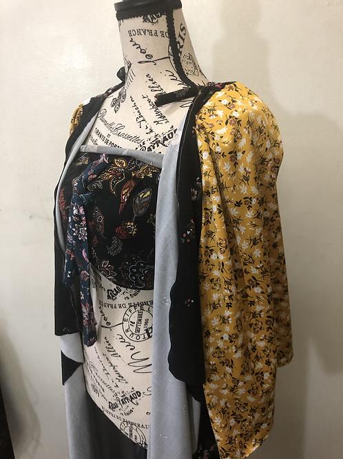 Mahjong Kimono