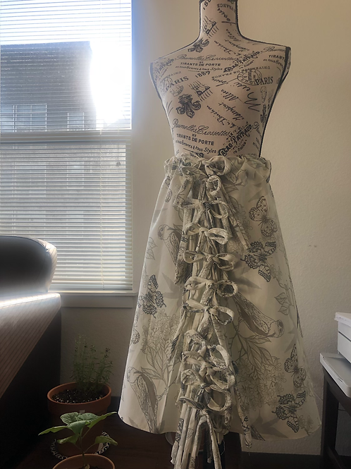Maze Panel Skirt
