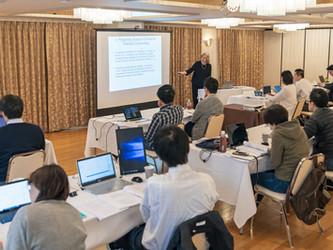 ジョンズホプキンス大学 School of Public Health オンラインMPH 日本プログラムの京都スクーリングが開催されました。